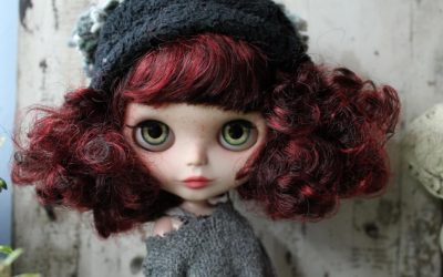 Custom Blythe Doll #9: Rosalinda