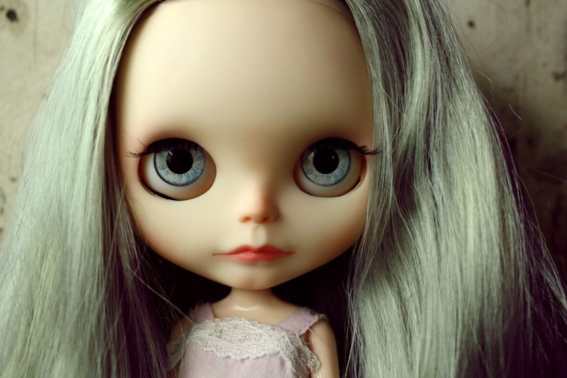 blythe doll custom
