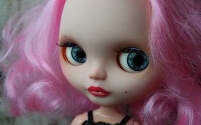 Custom Blythe Doll #8: Betty