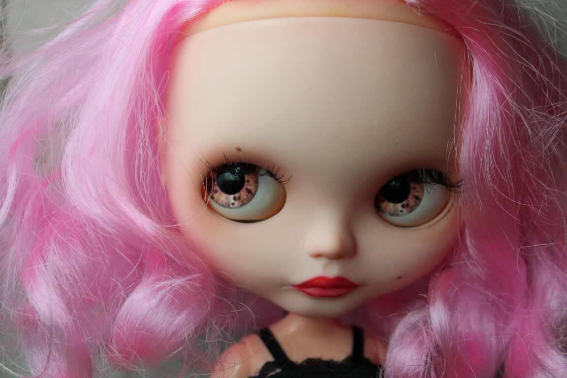 custom blythe doll for sale