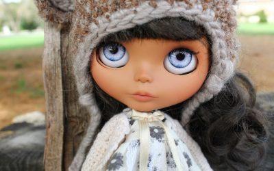 Custom Blythe Doll #21: Dalia