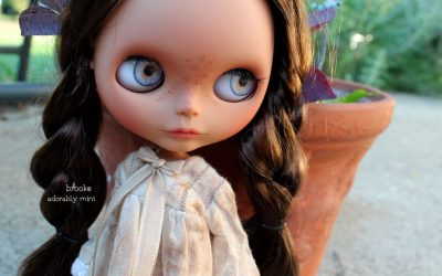 Custom Blythe Doll #22: Brooke