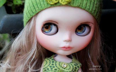 Custom Blythe Doll #23: Bunny