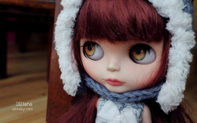 Custom Blythe Doll #24: Lilliana