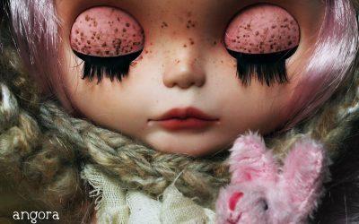 Custom Blythe Doll #26: Angora