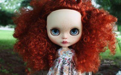 Blythe Dolls For Sale #30: Raelyn