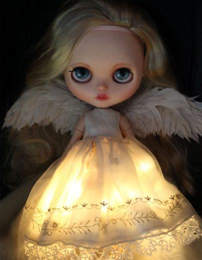 Angel Wings Blythe Doll