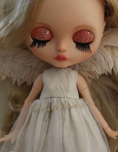 Custom Blythe Sleepy Eyes