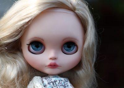Blythe Doll Close up photo