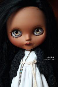 Reginas Piercing Eyes