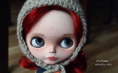 Custom Blythe Doll #25: Charlese