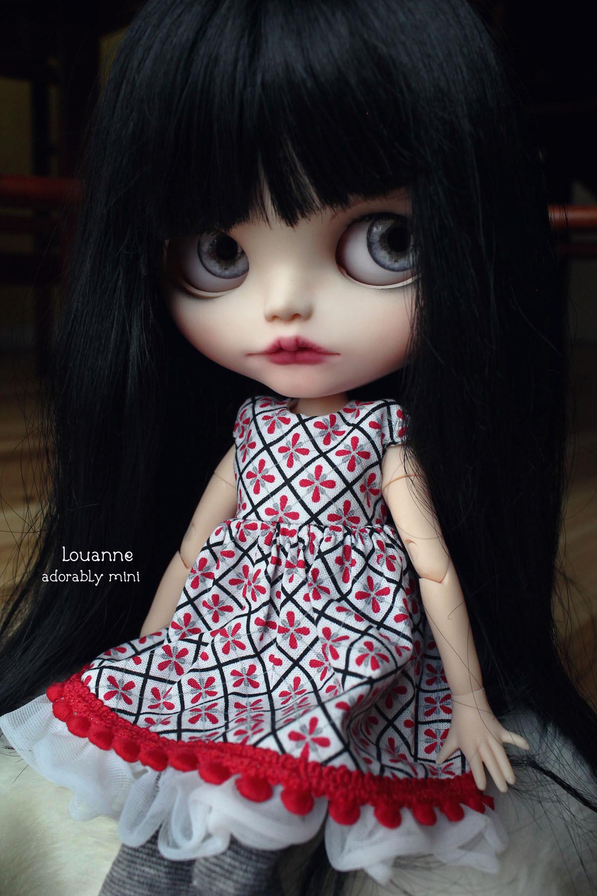 Blythe Doll no29 Louanne