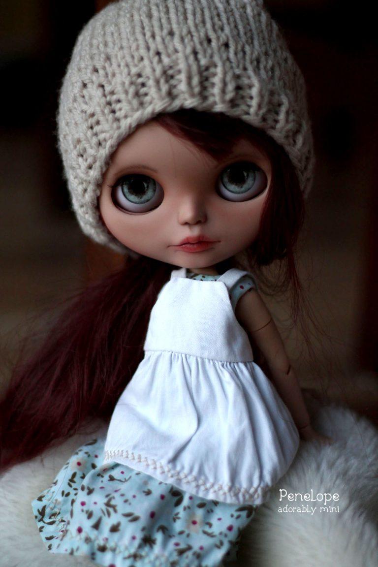 Blythe Doll Custom Penelope