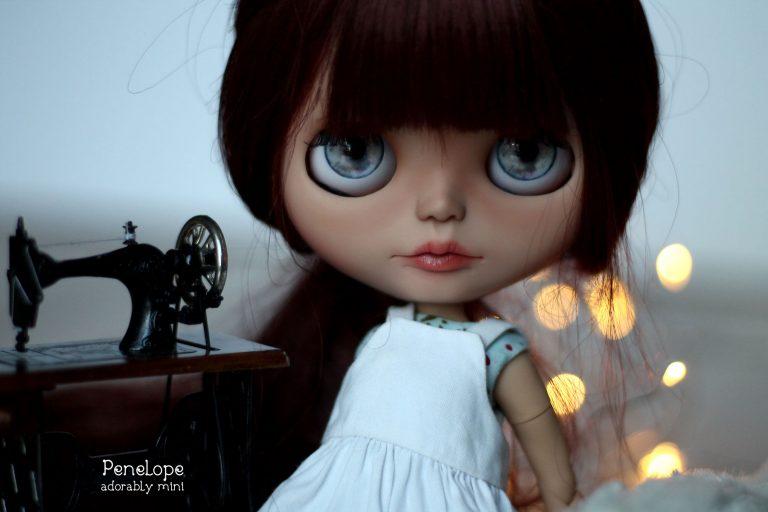 Custom Blythe Doll No35
