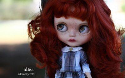 Blythe Dolls For Sale #32: Alisa