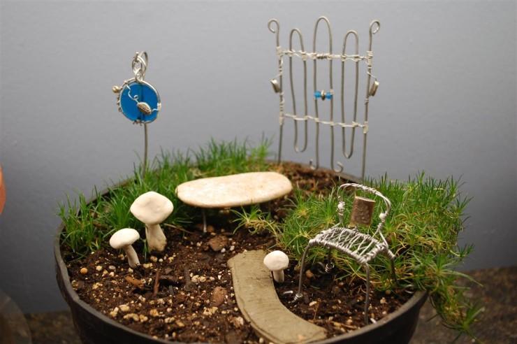 Fairy Garden Kit 5 AdorablyMini