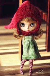Cute Blythe Doll Tights