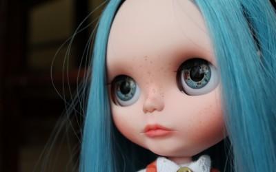 Custom Blythe Doll #16: Sabrina