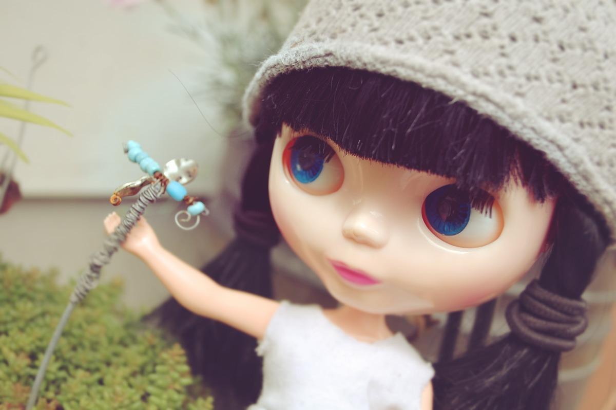 first blythe doll