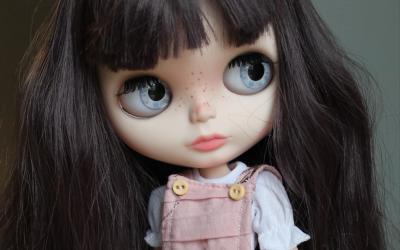 Custom Blythe Doll #14: Cassidy