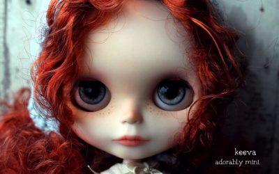 Custom Blythe Doll #19: Keeva