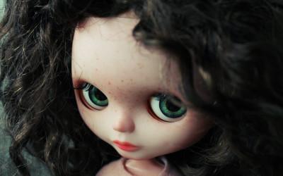 Custom Blythe Doll #10: Amanda