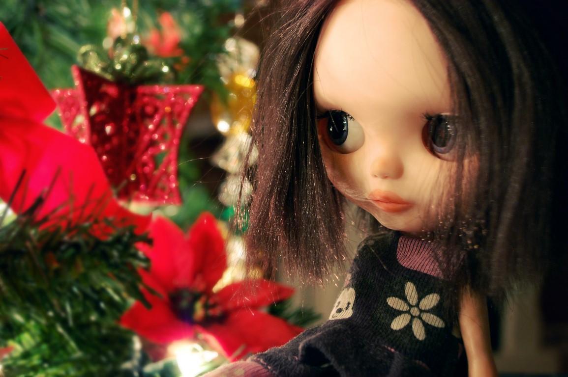 Custom Blythe Doll #4: Miranda