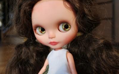 Custom Blythe Doll #13: Dori
