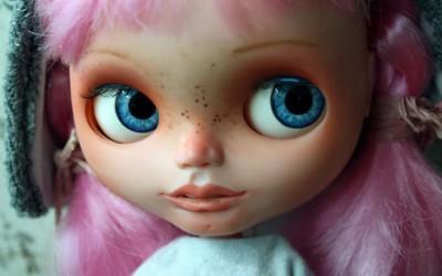 Custom Blythe Doll #1: Sophie