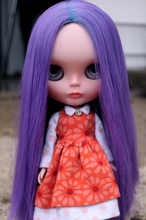 custom blythe Sabrina