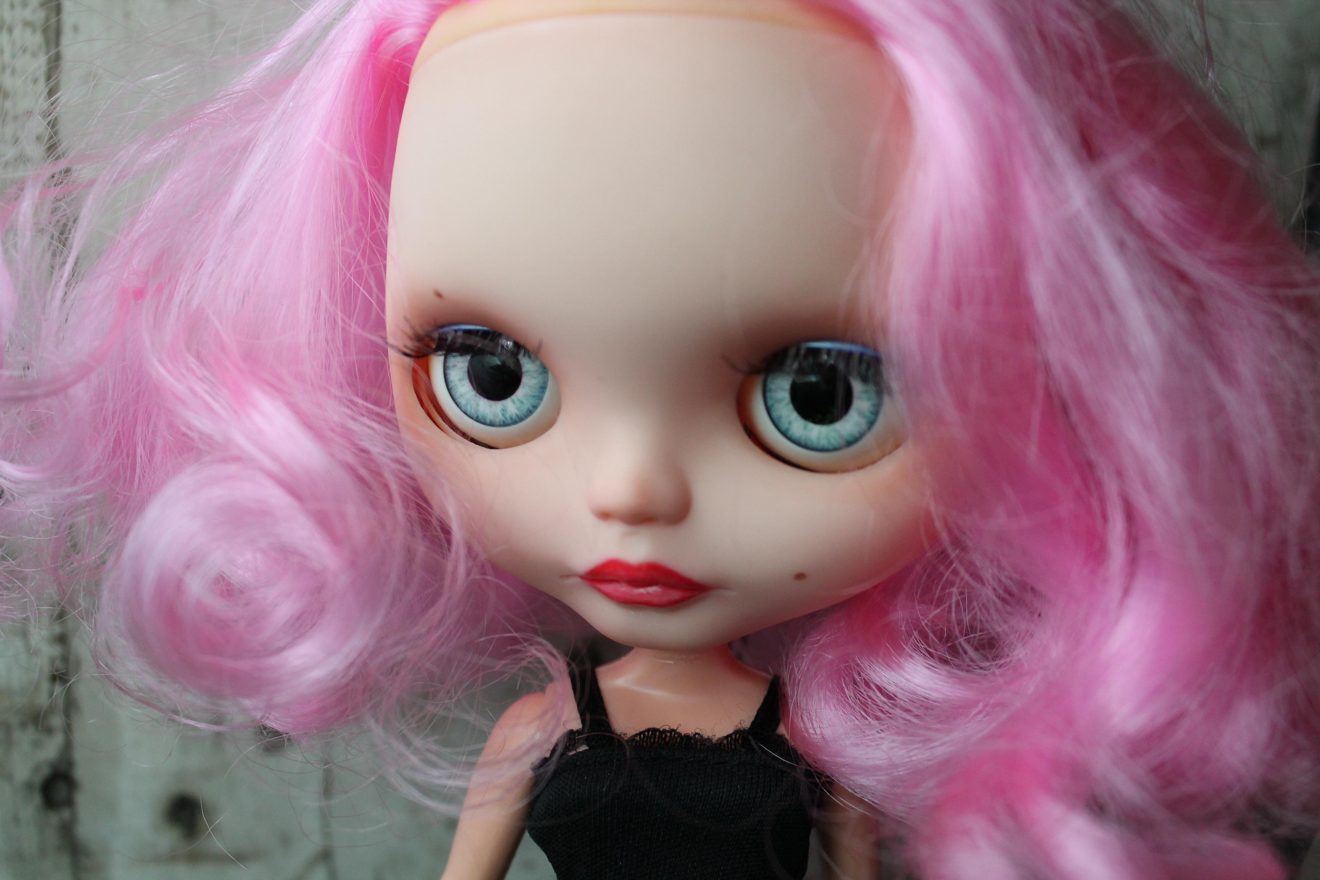 betty custom blythe doll