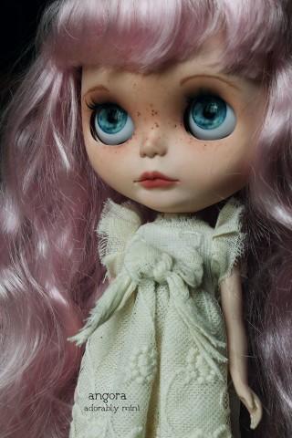 Custom Blythe Doll Ellie Testimonial