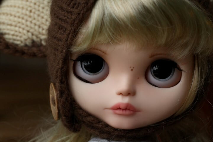 OOAK Custom Blythe Doll Bethany Featured Image