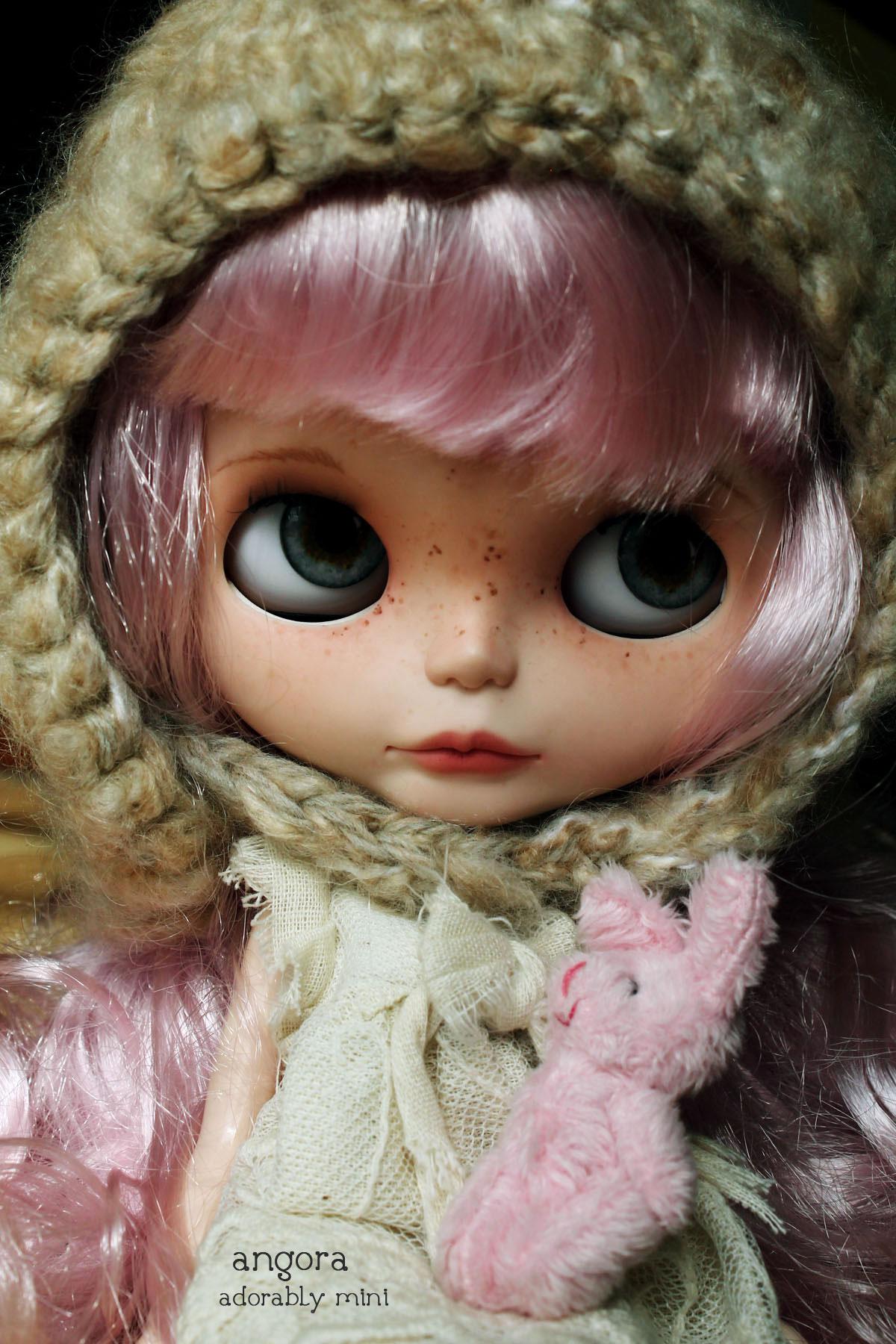 Blythe Doll 26-Angora