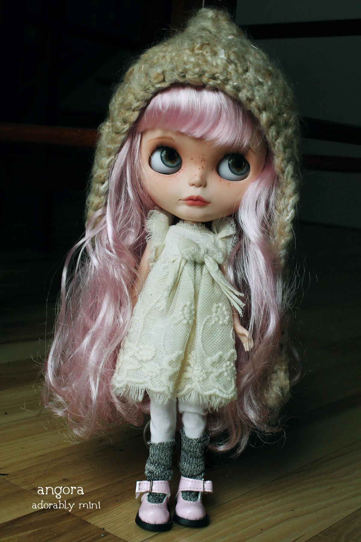 Blythe Doll 26-Angora 06