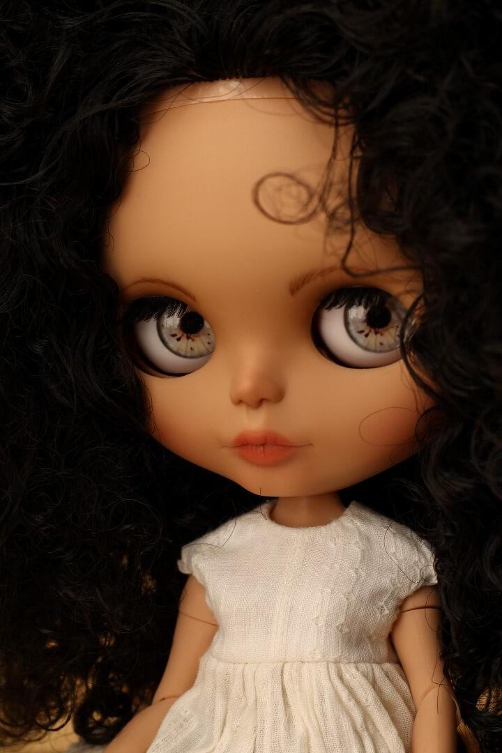 Blythe Doll Custom no 39 Delia1