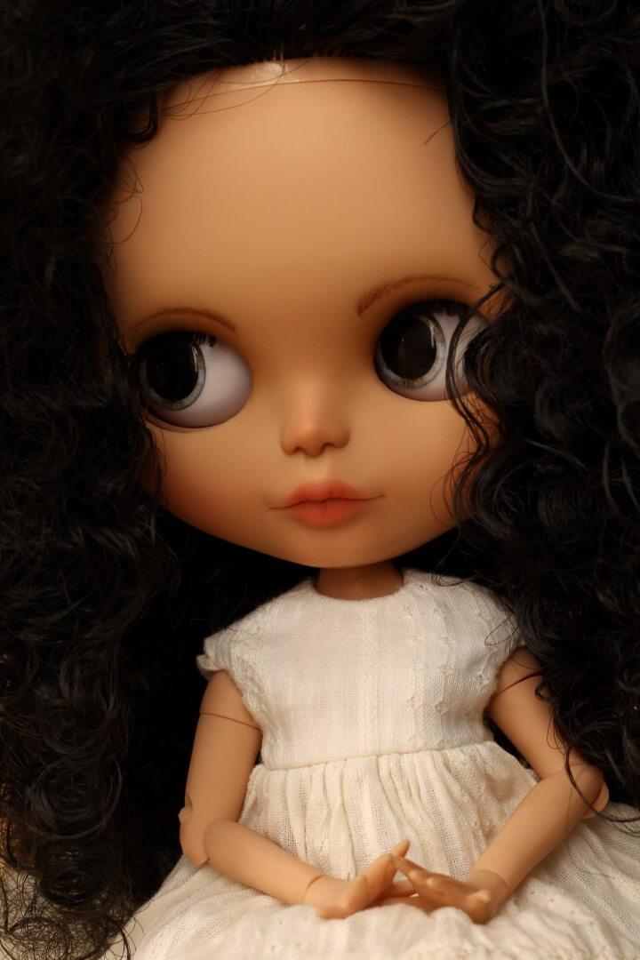 Blythe Doll Custom no 39 Delia10