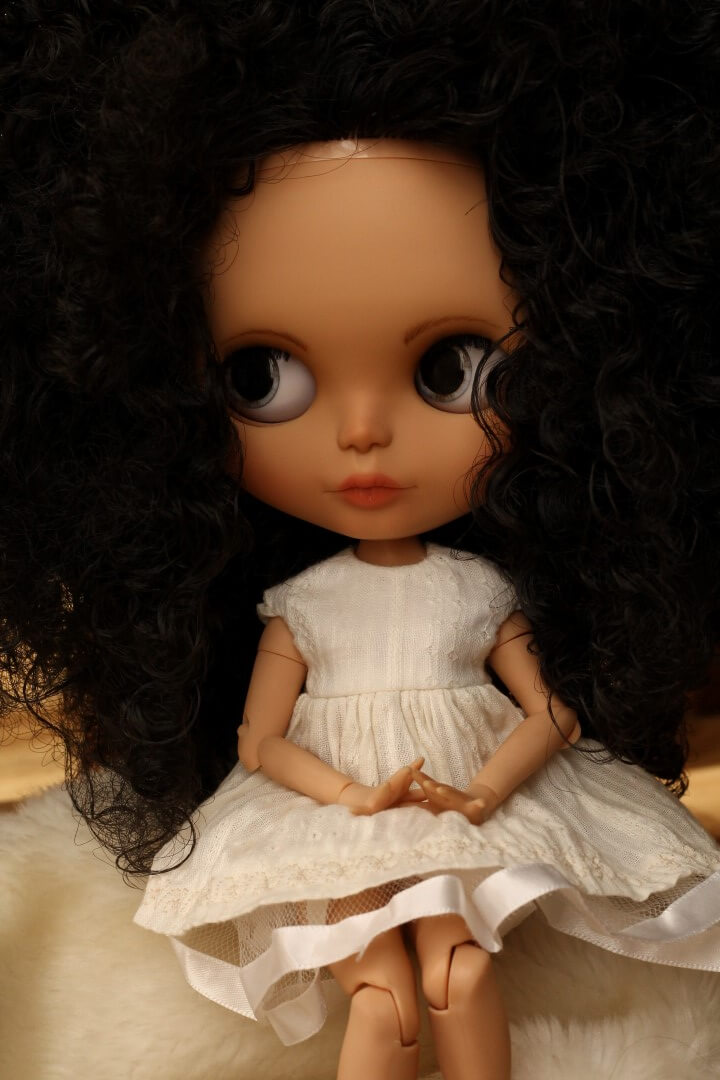 Blythe Doll Custom no 39 Delia2