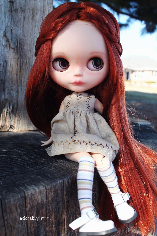 Blythe Doll Raina 22