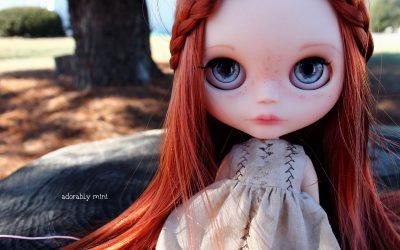 Custom Blythe Doll #27: Raina