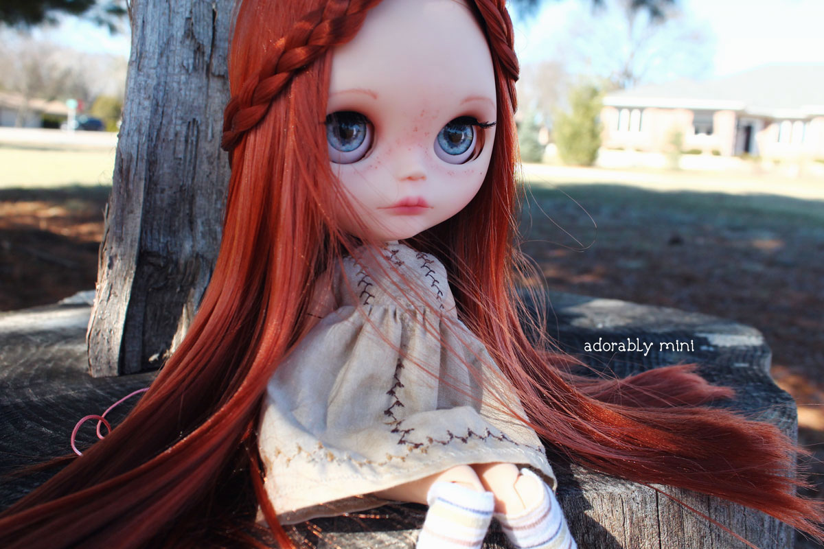 Blythe Doll Raina 26