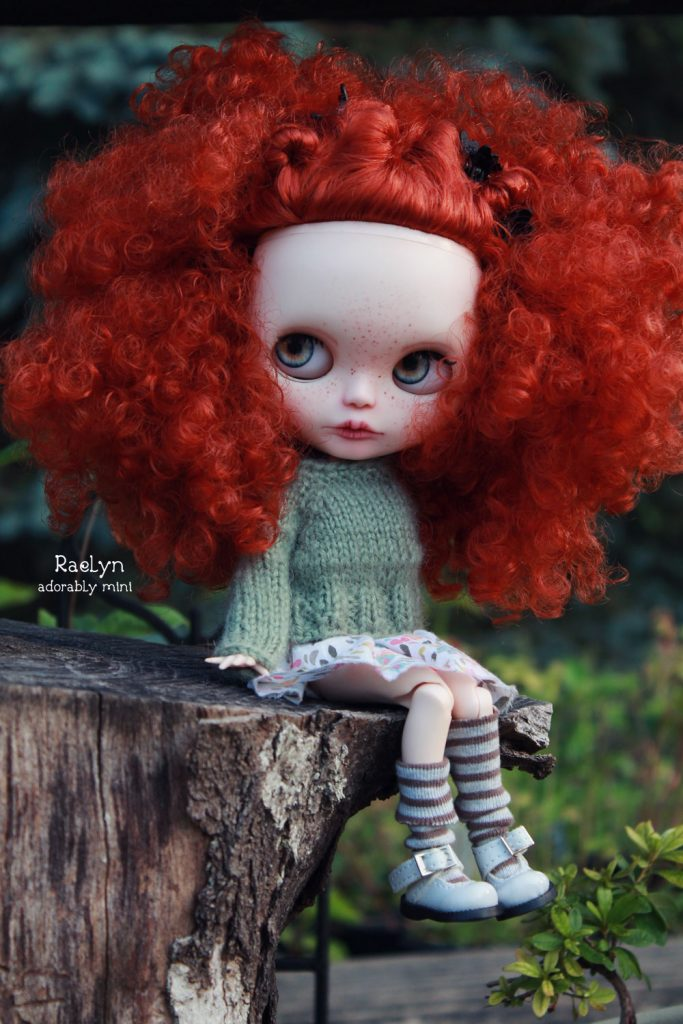 Blythe Doll for sale -no.30 Raelyn 001