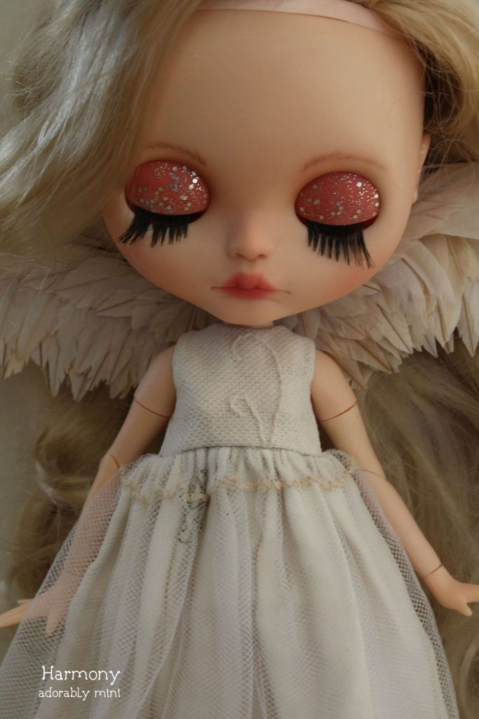 Custom Blythe Sleepy Eyes