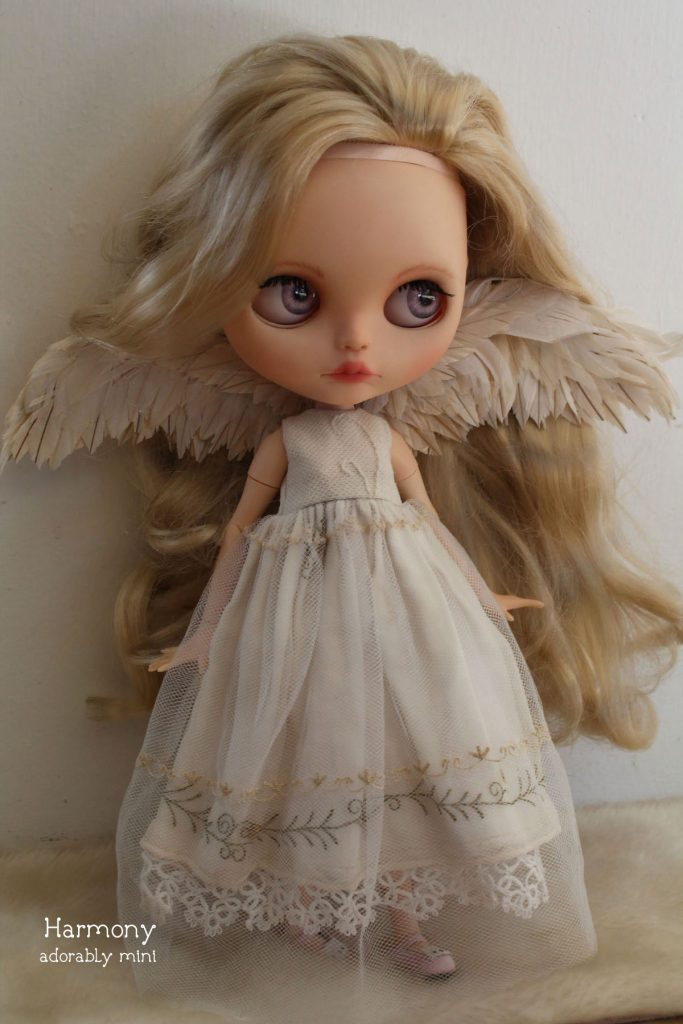 Harmony, my custom Angel Blythe