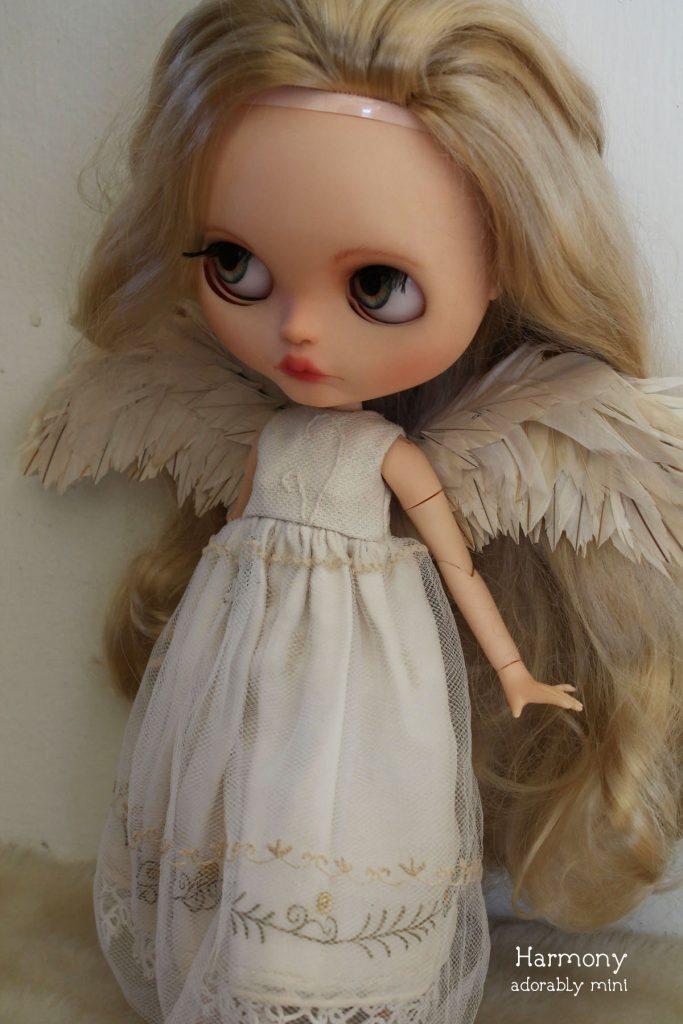 Blythe Doll Custom Harmony