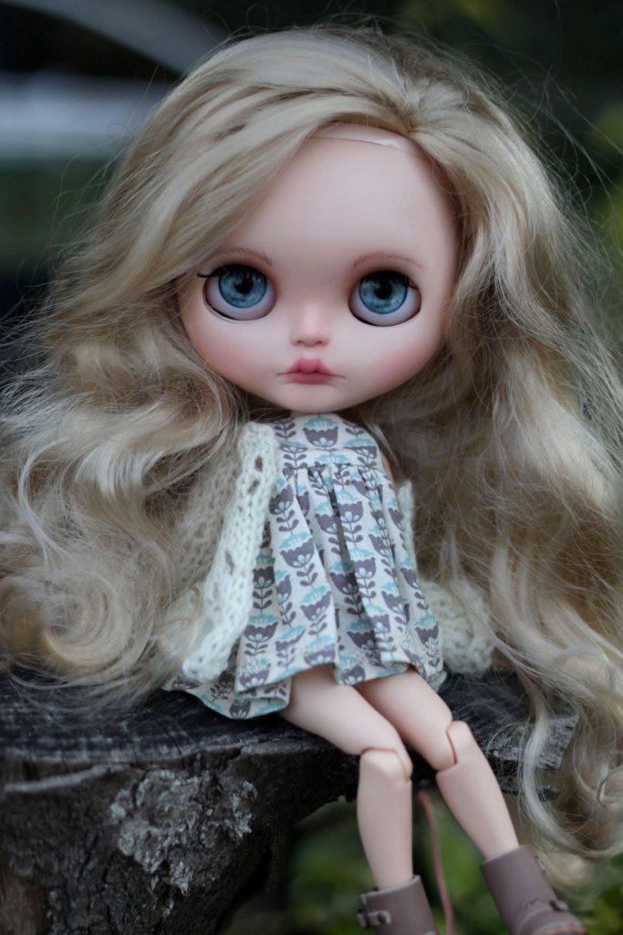 OOAK Custom Blythe Doll 'Harmony'