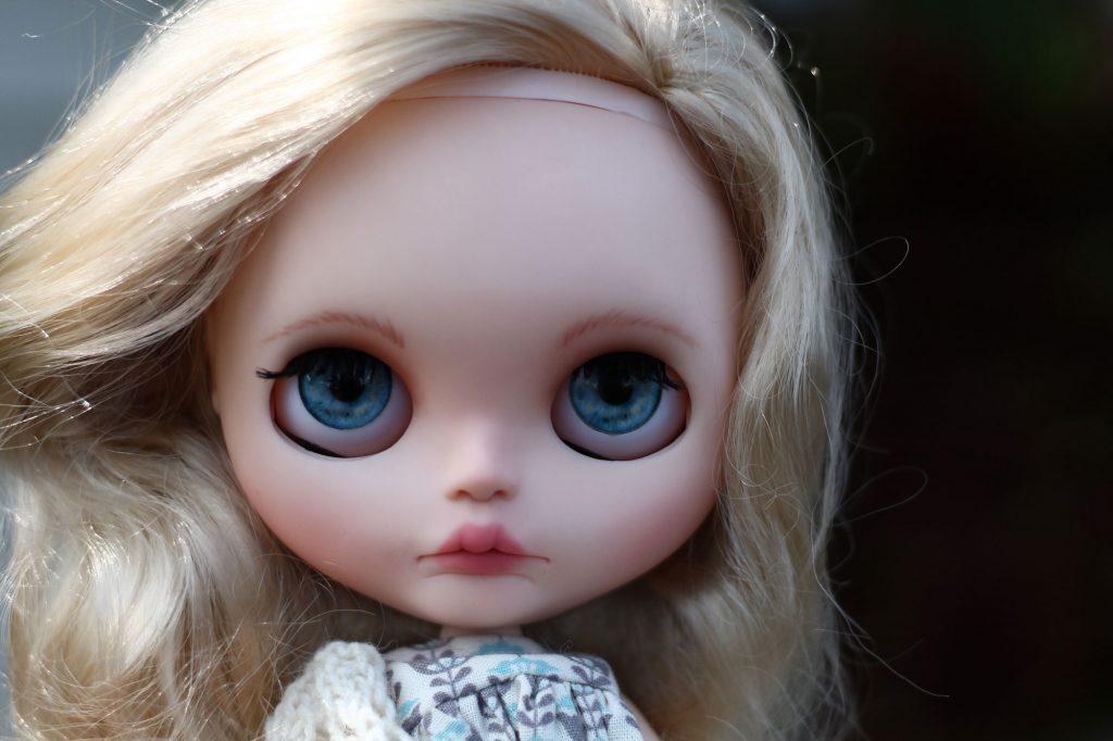 Blythe Doll Close up photo