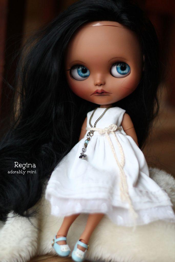 Blythe Doll Custom Work - Regina