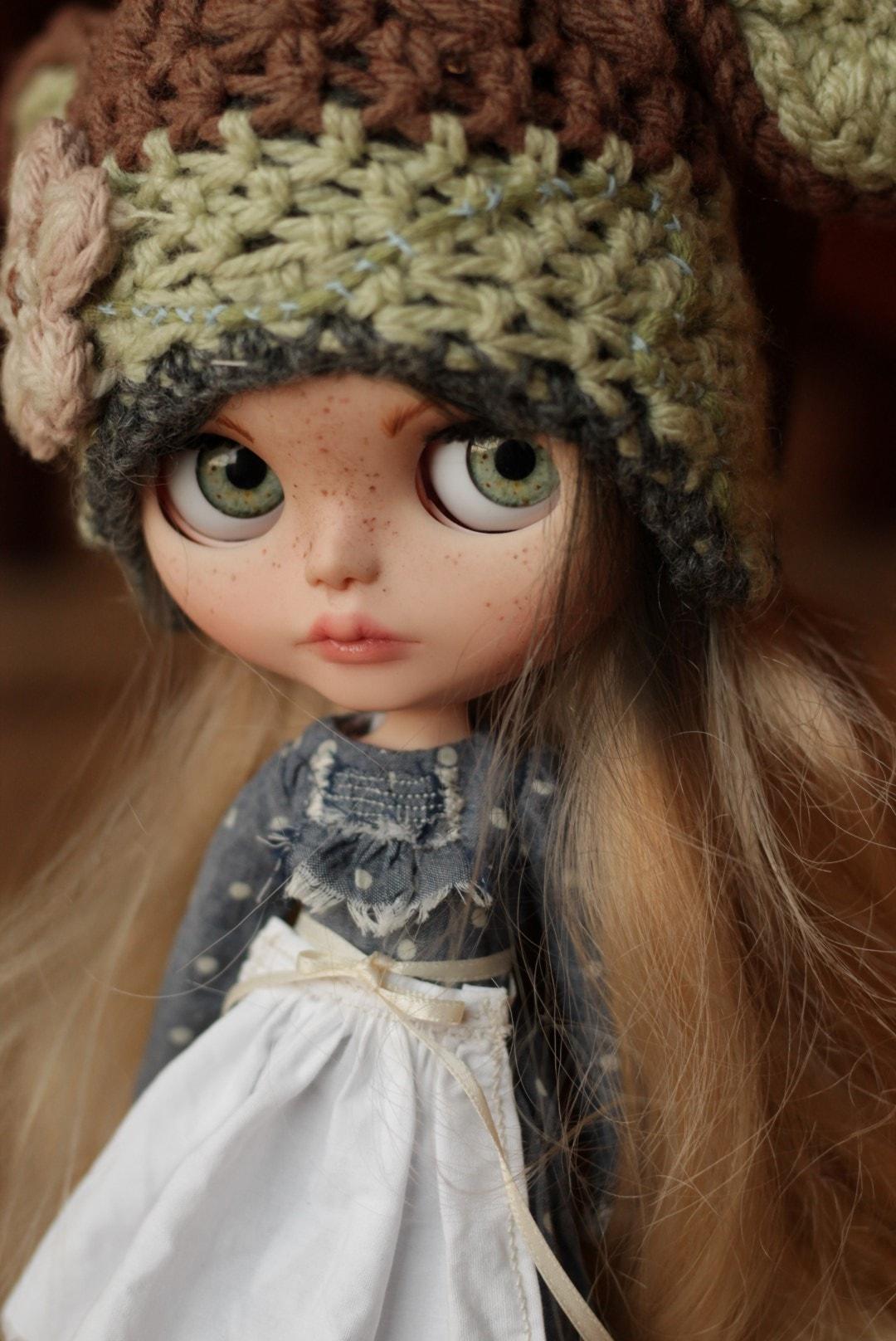 Blythe Doll no.47 Abbey 10-min