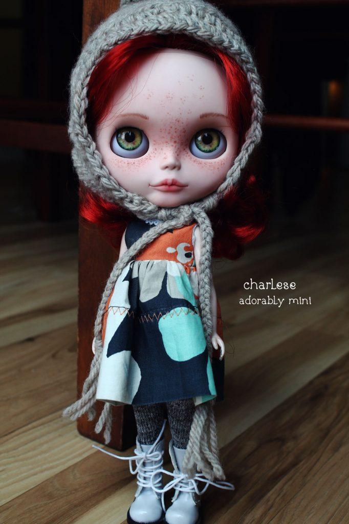 Blythe Doll no25 Charlese - 11